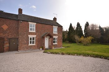 Thumbnail 3 bed detached house to rent in Hammer & Pincers Cottage, Arclid, Sandbach