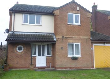 Thumbnail 3 bedroom detached house to rent in Cheltenham Court, Mansfield