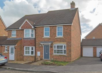 Thumbnail 3 bed semi-detached house to rent in Bluebell Drive, Sittingbourne