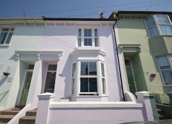 Thumbnail 3 bed terraced house for sale in Cobden Road, Brighton
