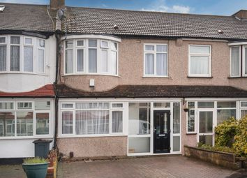 Thumbnail 3 bed terraced house for sale in Stafford Gardens, Croydon