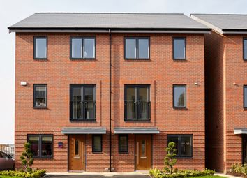 Thumbnail 4 bedroom semi-detached house for sale in The Middleton, Reading Gateway, Imperial Way, Reading, Berkshire