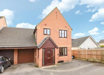 Thumbnail 4 bed link-detached house for sale in Burford Road, Carterton