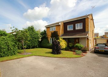 Thumbnail 4 bed detached house for sale in Cornwall Crescent, North Yate, South Gloucestershire
