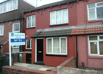 Thumbnail 1 bed terraced house to rent in Arley Street, Armley, Leeds