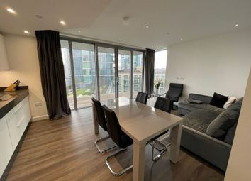 Thumbnail 2 bed flat to rent in Meranti House, London
