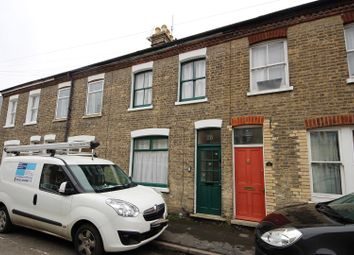 Thumbnail 2 bed terraced house for sale in Hobart Road, Cambridge