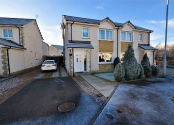 Thumbnail 3 bed semi-detached house for sale in Smithfield Meadows, Alloa