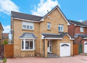 Thumbnail 4 bed detached house for sale in St. Mungo's Crescent, Carfin, Motherwell, North Lanarkshire