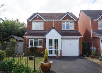 Thumbnail 4 bed detached house for sale in Winterton Way, Shrewsbury