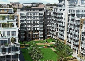 Thumbnail 2 bed flat to rent in Caspian Wharf, Yeo Street, Bow, Canary Wharf, Mile End, Limehouse, London