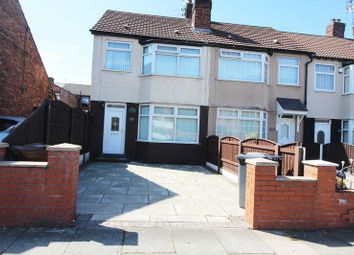 Thumbnail 3 bed terraced house for sale in Aintree Road, Bootle