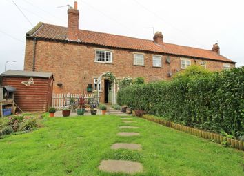 Thumbnail 2 bed cottage for sale in Laughton Road, Blyton, Gainsborough