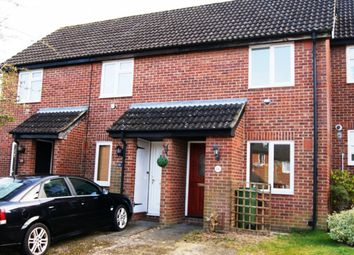 Thumbnail 1 bed terraced house to rent in Exeter Close, Basingstoke