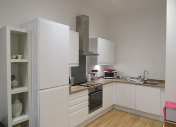 Thumbnail 1 bed flat to rent in Wentworth Street, Peterborough