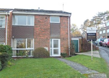 Thumbnail 3 bed end terrace house to rent in West Hill Park, Winchester