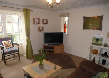 Thumbnail 1 bedroom flat to rent in Albany Walk, Woodston, Peterborough