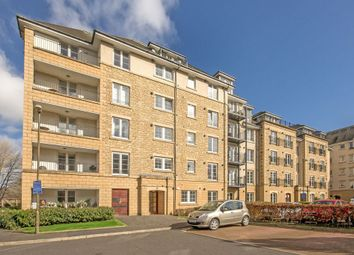Thumbnail 2 bed flat for sale in 5/2 Powderhall Brae, Broughton