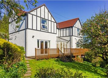 Thumbnail 4 bed detached house for sale in Graig, Glan Conwy