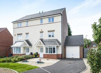 Thumbnail 4 bed semi-detached house for sale in Diamond Jubilee Close, Barton, Gloucester, Gloucestershire