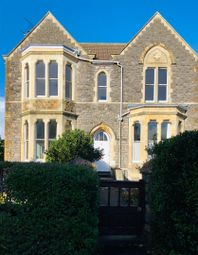 Thumbnail 2 bed flat for sale in Albert Road, Clevedon