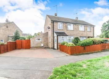 3 bed semi-detached house for sale in Kathleen Drive, Kettering NN16