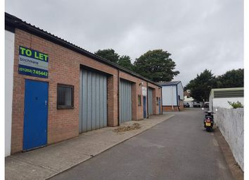 Thumbnail Commercial property to let in Unit E, 376 Ringwood Road, Poole, Dorset