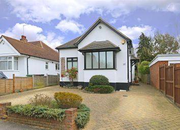 Thumbnail 3 bed detached bungalow for sale in The Close, Radlett