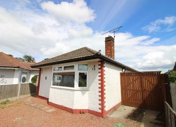 Thumbnail 3 bed bungalow to rent in Oakfield Avenue, Upton, Chester