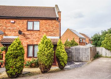 Thumbnail 2 bed end terrace house for sale in Onslow Court, Caldecotte