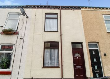 2 bed terraced house for sale in Wood Street, Widnes WA8
