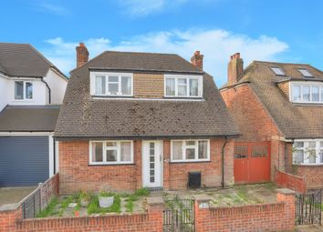 Thumbnail 3 bed detached house for sale in Hedley Road, St. Albans