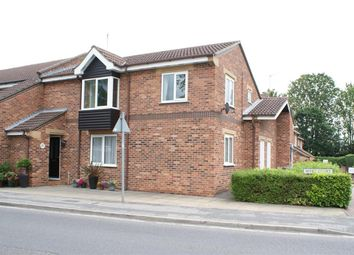 Thumbnail 1 bed flat for sale in Wyre Court, The Village, Haxby, York