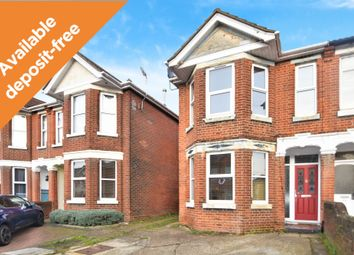 Thumbnail 3 bed semi-detached house to rent in Rampart Road, Southampton