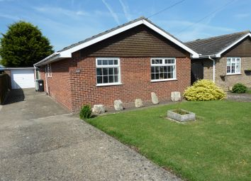 Thumbnail 3 bed detached bungalow for sale in Marian Avenue, Mablethorpe