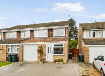 Thumbnail 3 bed semi-detached house for sale in Alpine Rise, Styvechale Grange, Coventry