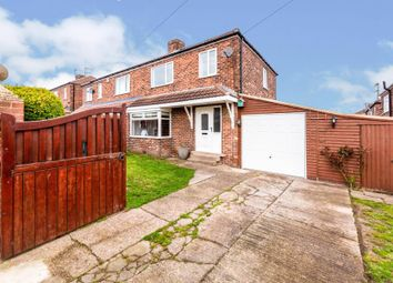 Thumbnail 3 bed semi-detached house for sale in Rowan Drive, Bramley, Rotherham, South Yorkshire