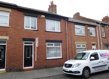 Thumbnail 3 bed terraced house to rent in Elsdon Terrace, North Shields