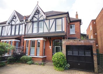 Thumbnail 5 bedroom semi-detached house for sale in Seymour Road, Finchley