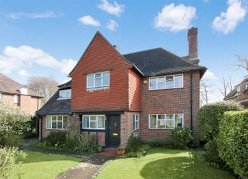 Thumbnail 4 bedroom detached house for sale in Third Avenue, Broadwater, Worthing