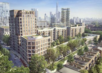 Thumbnail 1 bed flat for sale in South Garden Point Elephant Park, London