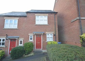 Thumbnail 2 bed terraced house to rent in Auction Close, Derby, Derbyshire