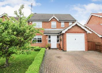 4 bed detached house for sale in Larkfields Crescent, Swanwick, Alfreton DE55