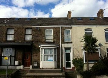 Thumbnail 3 bed terraced house to rent in Rhondda Street, Swansea