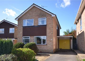 Thumbnail 3 bed detached house for sale in Nursery Close, Frimley Green, Surrey