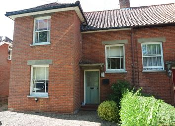 Thumbnail 3 bed semi-detached house to rent in Yarmouth Road, Broome, Bungay
