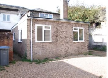 Thumbnail 1 bed flat to rent in High Street, Saxmundham, Suffolk
