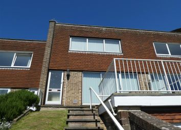 Thumbnail 3 bed terraced house to rent in Taswell Close, Dover