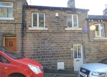 Thumbnail 2 bed cottage to rent in Dam Hill, Shelley, Huddersfield