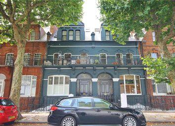 Thumbnail 4 bed flat to rent in Vereker Road, West Kensington